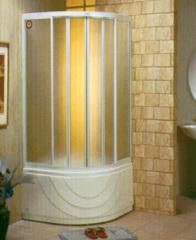 Good sealing shower room