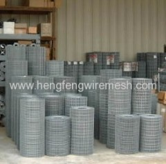 Galvanized Welded meshes