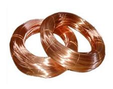 Yellow Copper Wire