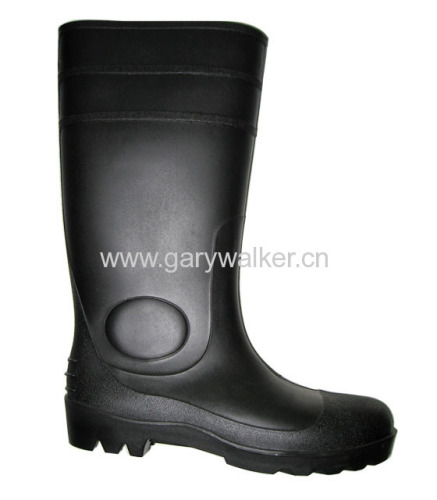 PVC working boots