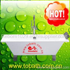portable bathtub