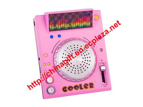 USB DJ Mix Turntable Speaker