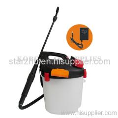 5L garden electric sprayer