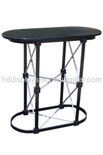 Portable Exhibition Table : Promotion stand from china manufacturer wuxi huadong