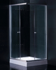 inexpensive shower room