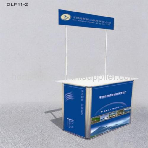 Portable Banner Promotion Table Display Stand HD E4