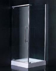 corner shower room