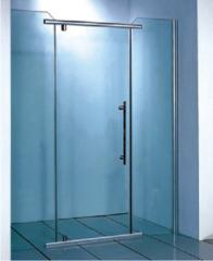 Custom built shower room