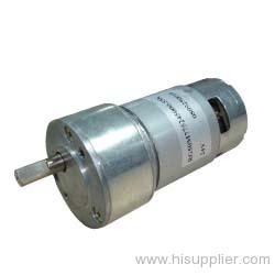 24Vdc gear motor
