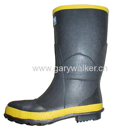 Man's Steel Toe Work Boots