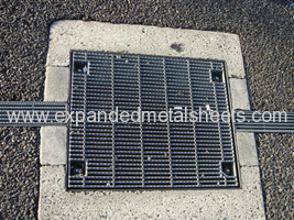 Heavy Type expanded metal grating