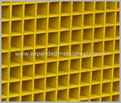 Pvc Coated Expanded Metal Grating