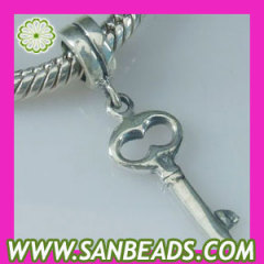 Screw thread Sterling silvers Key charms