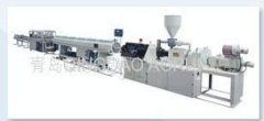 PVC Twin Pipe Extrusion Line