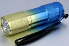 Gradient flashlight