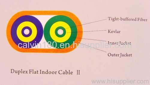 Duplex Flat Indoor Cable II