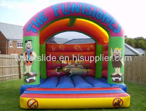 the flintstones inflatable bouncy castle bounce house