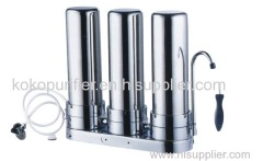 stainless steel Household water filter