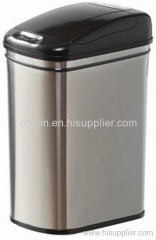 24L stainless steel sensor dustbin