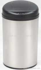 31L stainless steel sensor trash bin