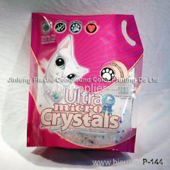 crystal cat bag