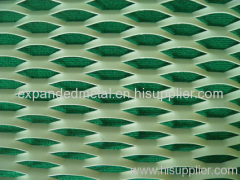 specification of aluminum expanded metal mesh