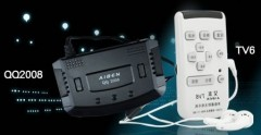 TV6 intelligent Remote Control Wireless Headphones/wireless TV headphone