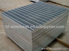 Steel wire grating