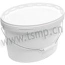 2L round paint pail mould