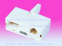 UK ADSL Filter and Splitter