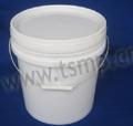 15L round paint pail mould