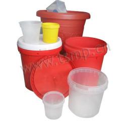 25L round paint pail mould