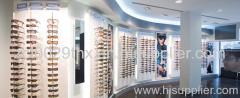 plexiglass eyewear display stands