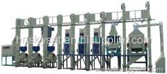 millet process equipment