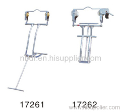 Overhead Line Single Conductor Bicycle