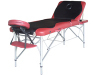 3-section portable aluminum massage table,massage bed