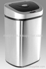 80L stainless steel sensor dustin