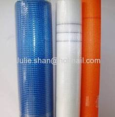 white fiberglass mesh cloth