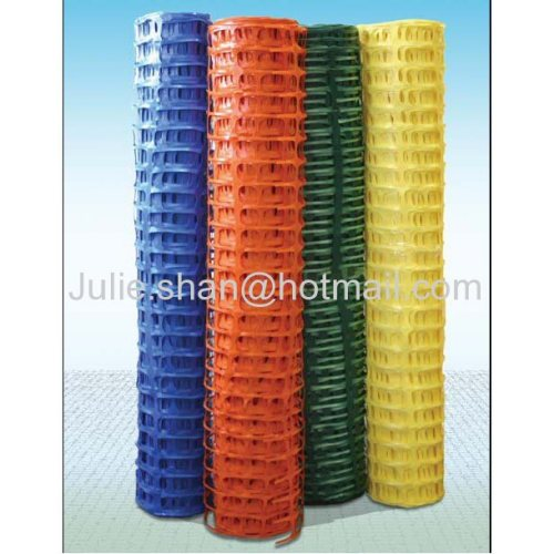 HDPE safety fence