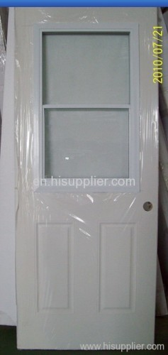 Exterior Door With Opening Window - Home Design