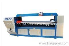 Paper core recutter