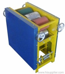 Paper tube/core printing machine JS-140