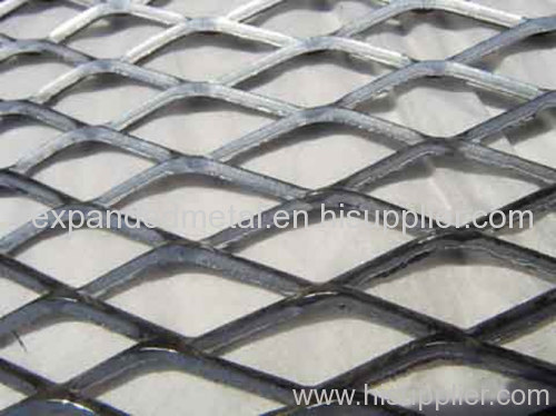 Stainless steel expanded metal panel from china