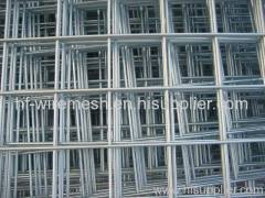 electro galvanized Welded mesh