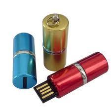 girls' gadget, lipstick pen drive-pen drive