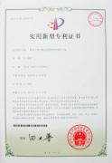 TM4202/TM6306 patent certificate