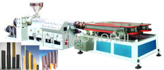 optic duct cable protection sleeve pipe production line