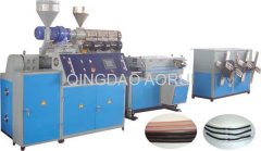 optic duct cable protection sleeve extrusion machine