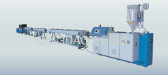 PERT cool and hot water pipe production line