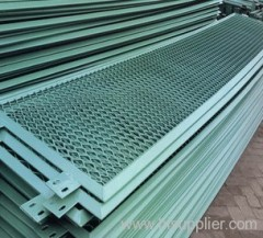 Stianless steel expanded metal grating